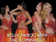 Bombshell Belly Dance